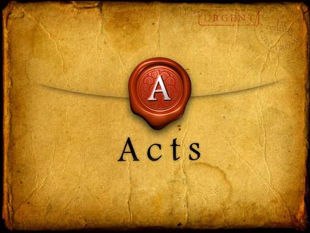 How do you split a church? The Journey Return to Antioch (Acts 14:24-28)