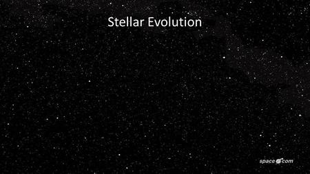 Stellar Evolution. Forces build inside the protostar until they are great enough to fuse hydrogen atoms together into helium. In this conversion.