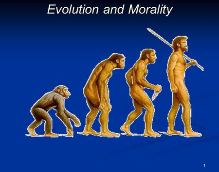 1 Evolution and Morality. 2Outline Introduction Problem 1: How could morality be the result of evolution? Conclusion Problem 2: Morality debunked?