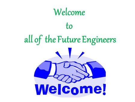 Welcome to all of the Future Engineers. DAY-1 Introduction about your Syllabus.