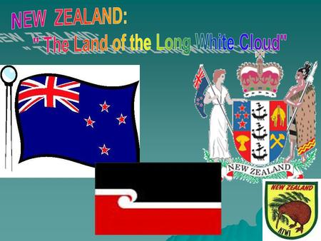  New Zealand is a country in the south-west of Pacific Ocean including two large islands ( the North Island and the South Island ) and numerous smaller.