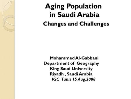 unemployment and challenges in saudi arabia Female participation as a sensitive cultural issues (iii) the impact of the  the  lack of research regarding women's employment in saudi arabia has been noted .