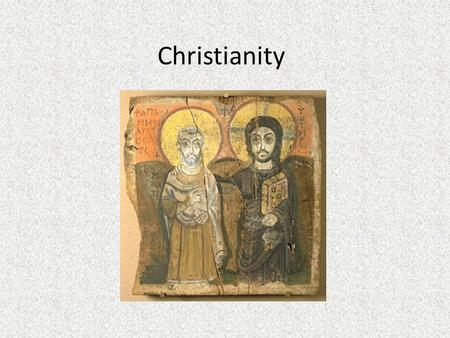 Christianity. Objectives Explain Rome's policy toward different religions in the early empire. Describe the major teachings of Jesus and how they were.
