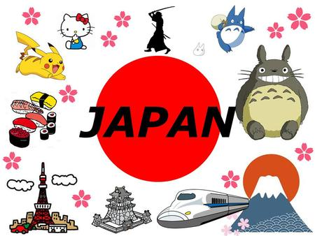 JAPAN. Where is Japan? ★ Australia We're here Japan The equator The Southern Hemisphere The Northern Hemisphere.
