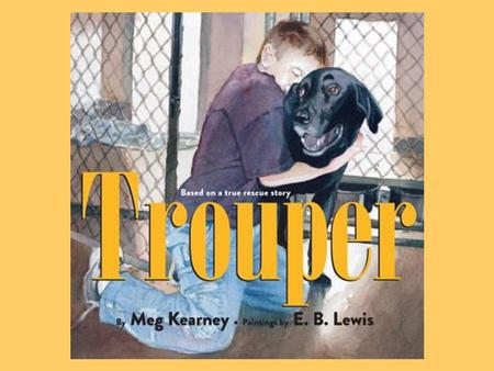Trouper – The Real Story