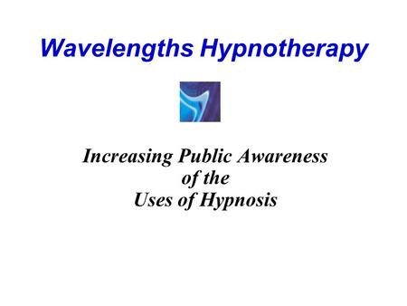 Wavelengths Hypnotherapy