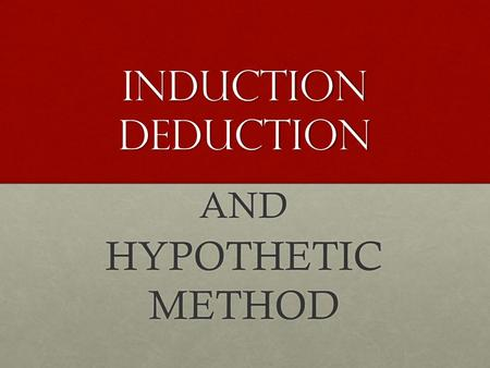 introduction to probability and inductive logic pdf