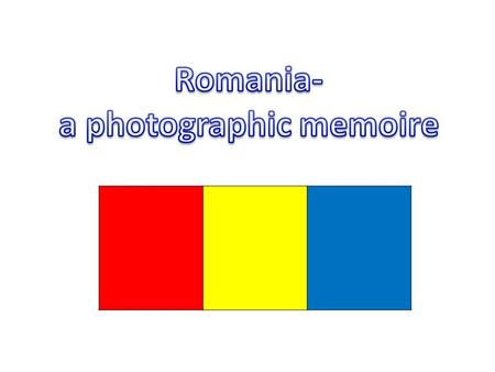 ROMANIA MAP and our neighbors Official Name: România Capital city: Bucharest (Bucureşti) Area: 238 391 sq.km Population: 22 225 421 habitants (July.