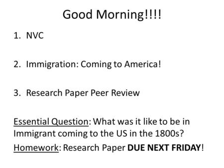 good thesis about immigration Immigration essaysthe positive impact of immigrants in our society the issue of immigration has become a major debate for everyone although critics argued of negative impacts of immigrants such as overcrowding, drug trafficking and threatening of american culture, immigrants still have a great im.