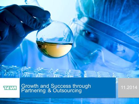 Growth and Success through Partnering & Outsourcing.
