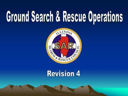 fundamentals of search and rescue pdf