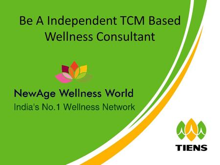 Be A Independent TCM Based Wellness Consultant. START A HOME BASED CONSULTANCY BUSINESS TCM or Traditional Chinese Medicine is a profound pathway to create.