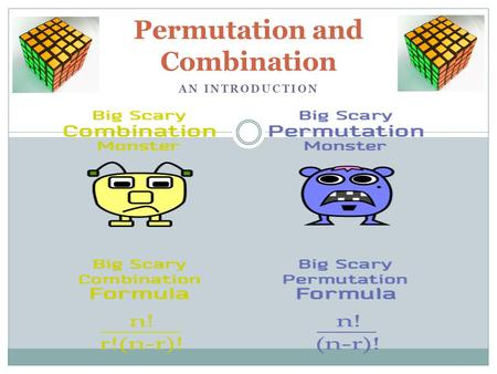 permutation combination and probability pdf