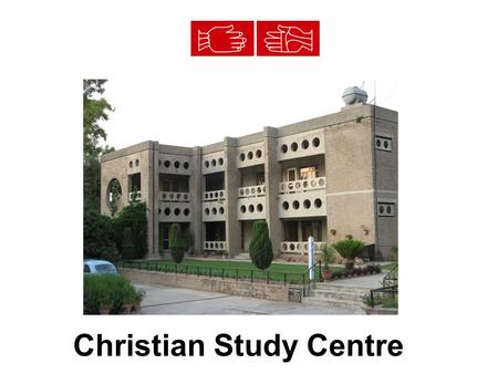 Christian Study Centre. Introduction of Christian Study Centre The Christian Study Centre is an interdenominational organization and working since 1967.