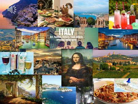 Where to stay ? What to do ? What and Where is Italy ? Cost, Transport, ETC. Where to shop ? What to eat ? EXPERIENCE ITALY...