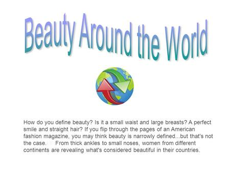 Beauty Around the World