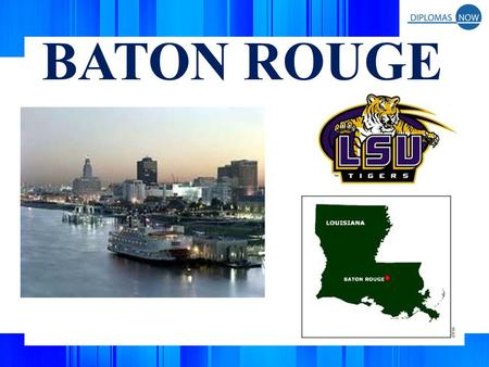 BATON ROUGE. BOSTON CHICAGO COLUMBIA, SC DETROIT.