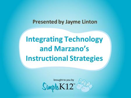 marzano instructional strategies that work