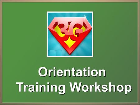 Orientation Training Workshop. 3G Introduction 3G Services Expected customer 3G queries Summary 3G Introduction 3G Services Expected customer 3G queries.