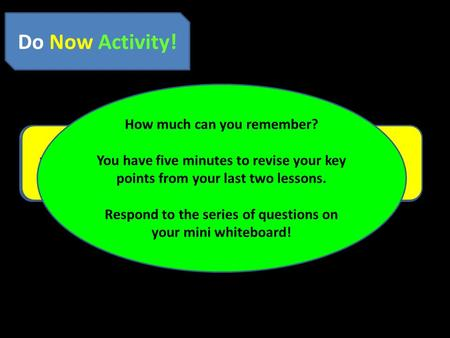 Do Now Activity! What did both Parsons and Durkheim use as an analogy for society? What are the four prerequisites that Parsons stated were for society.