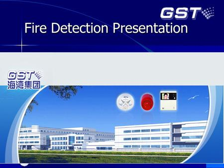 Fire Detection Presentation