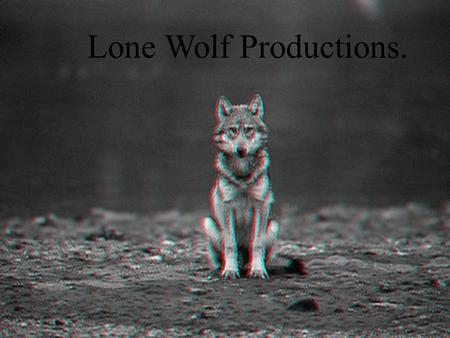 Lone Wolf Productions. New Rise Ent. What's It Called? What Is It? Our project is called Hydroid-House. Now you may be asking what is hydroid-house.
