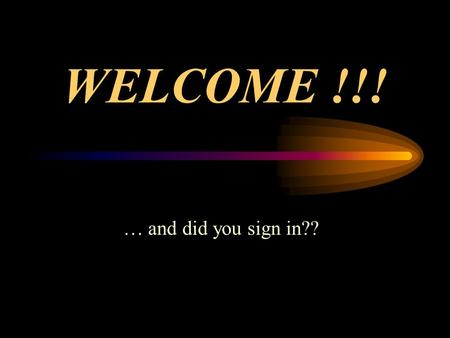 WELCOME !!! … and did you sign in??. 2 Overview of Tonight The String Instruments The Recruiting Process Lesson schedules / student responsibilities Home.