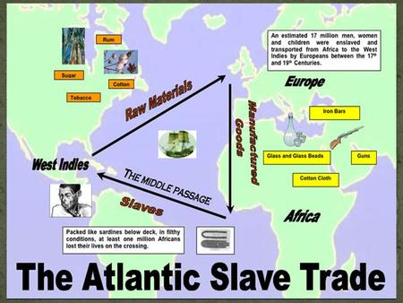 1789 – The U.S. Constitution ratified with clause equating slaves to 3/5ths of a white citizen and provision that international slave trade would end.
