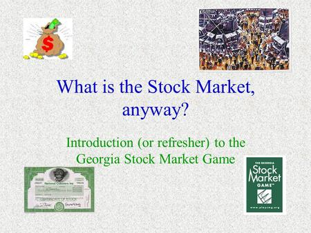 what is stock anyway When you sell a put option on a stock, you're selling someone the right, but   you obligate yourself to do what you wanted to do anyway- buy the stock if it dips.