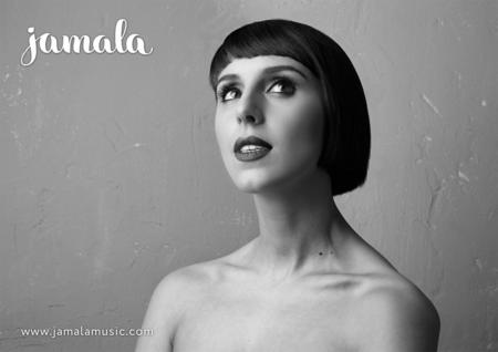 JAMALA IS SINGER AND COMPOSER FROM UKRAINE