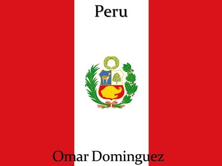 Peru. Capital Capital : Lima Population Population : 29,248,943 Climate Type Climate Type : aries from tropical in east to dry desert in west; temperate.
