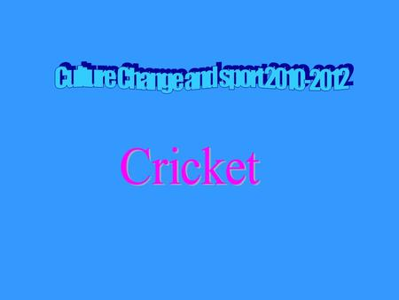 Bowled Bowled - Cricket rules state that if the ball is bowled and hits the striking batsman's wickets the batsman is given out (as long as at least one.