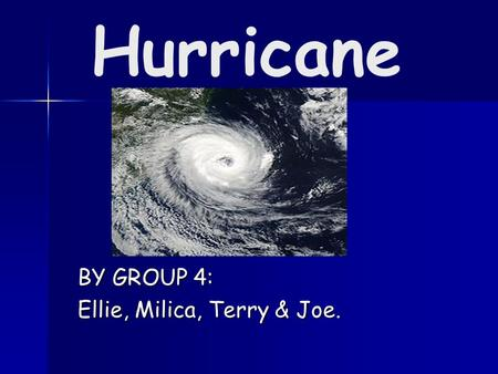 an introduction to the causes for hurricanes Hurricanes essay examples an analysis of the causes, origin and devastation of hurricanes 931 an overview of the hurricanes over the warm tropical waters of.