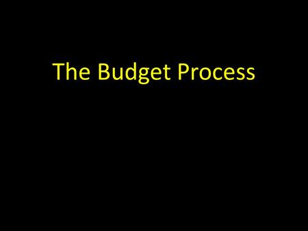 The Budget Process. Tim Magee Administrative Services (Finance) Director City of Helena, Montana 406-447-8412.