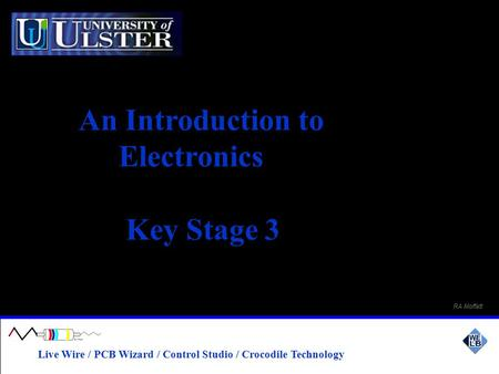 An Introduction to Electronics Key Stage 3