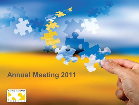 Annual Meeting 2011. AGENDA  FINANCIAL REPORT  2011 ACHIEVEMENTS  Standards Update  OAC  CIC  KEYNOTE.
