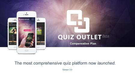 The most comprehensive quiz platform now launched.