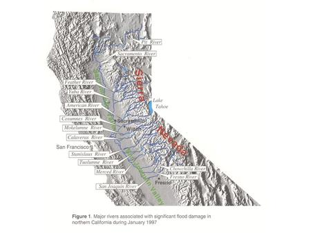 Flood maps – Modeling a levee break