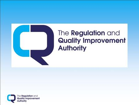 RAISING THE STANDARD The application of Minimum Standards across Health and Social Care Services in Northern Ireland.