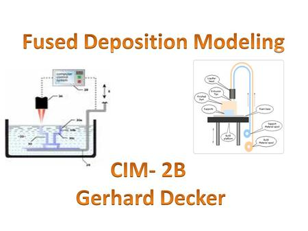 Fused deposition modeling, which is often referred to by its initials FDM, is a type of rapid prototyping or rapid manufacturing (RP) technology commonly.