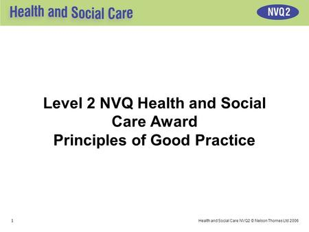introduction to health and social care essay