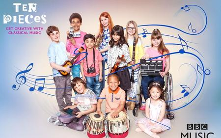 BBC Ten Pieces  A project about classical music and creativity  Open to every primary school in the country  A collaboration between the BBC, music.