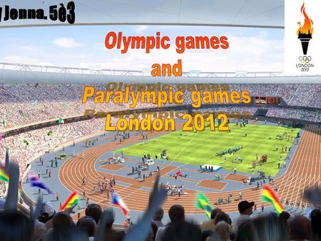 .. The UK has a long history in the Olympic and Paralympic games. In summer 2012 the Paralympic games will be held at the same time as the Olympic Games.