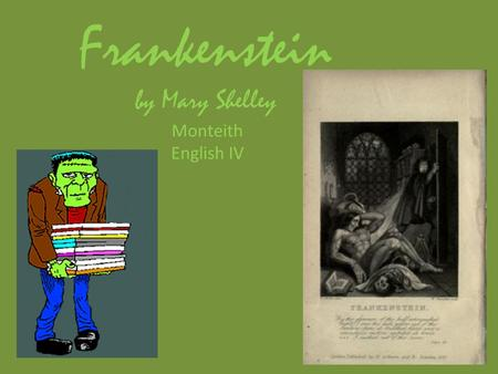 the question on the science of cloning in frankenstein a novel by mary shelley The science of life and death in mary shelley's  episodes of fainting within the novel when victor frankenstein creates the creature, he collapses because of a .