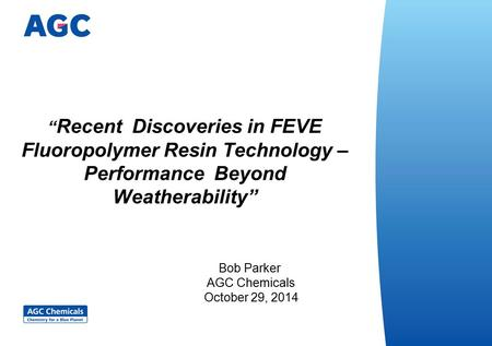 Recent Discoveries in FEVE Technology