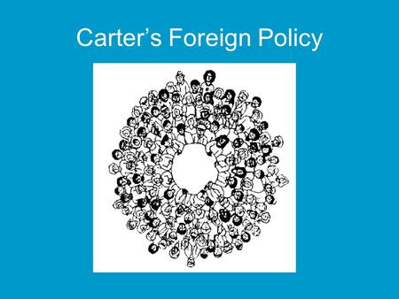 Carter's Foreign Policy. Improving Human Rights Panama Canal Treaty Recognizing China Solving the Middle East Issues Improving Soviet Relations.