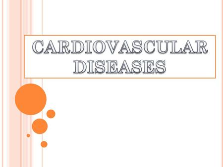 C ARDIOVASCULAR DISEASE Definition:  CVD or Heart disease is class of disease that involves the heart & blood vessels(arteries & veins)  CVD includes.