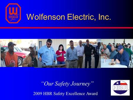 Wolfenson Electric, Inc.