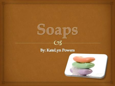   Soaps are made from fats and oils that react with lye ( sodium hydroxide ).