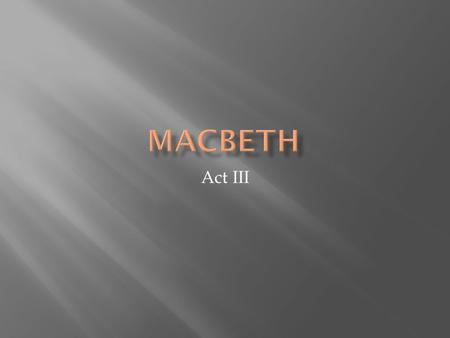 a review of william shakespeares the tragedy of macebth Find great deals on ebay for tragedy of macbeth book shop with confidence.